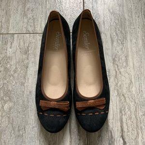 Semler suede shoes